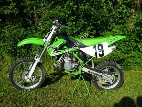 Kawasaki KX 85-II 2002 11323