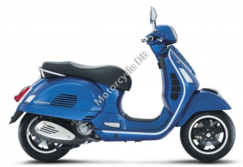 Vespa GTS 125 2011 26905