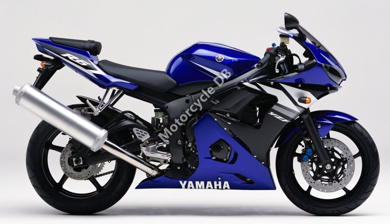 Yamaha YZF-R6 2000 25663