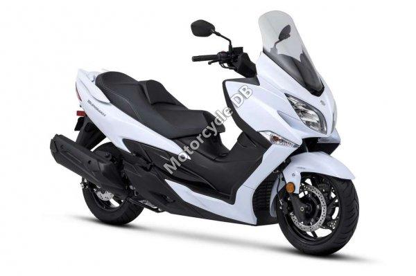 Suzuki Burgman 400 ABS 2018 24133