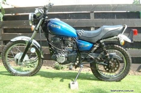 Yamaha SR 250 SE 1982 7984