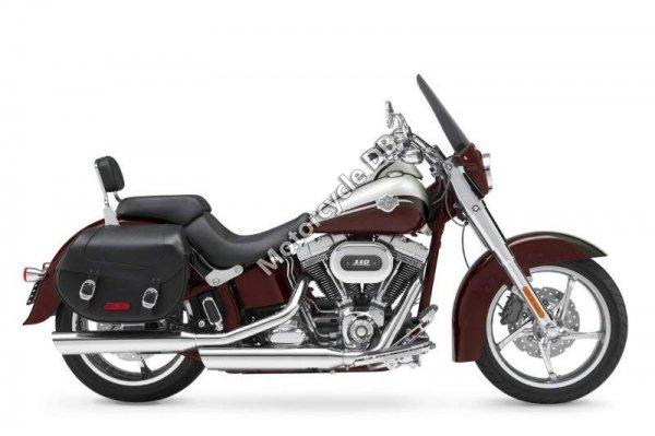 Harley-Davidson FLSTSE CVO Softail Convertible 2010 1236