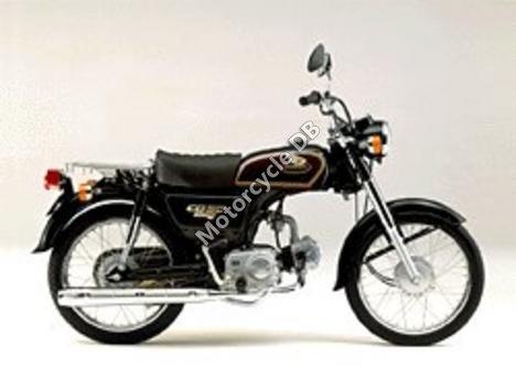 Honda CD 50 Benly 2002 7283
