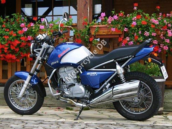 Jawa-CZ 650 Style 2008 12731