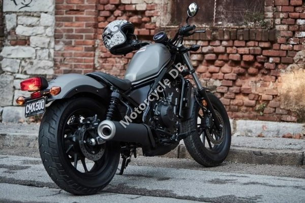 Honda CMX500 Rebel 2018 24437