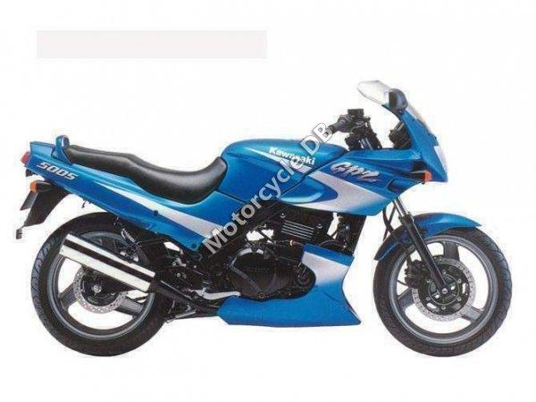 Kawasaki EN 500 1998 15200