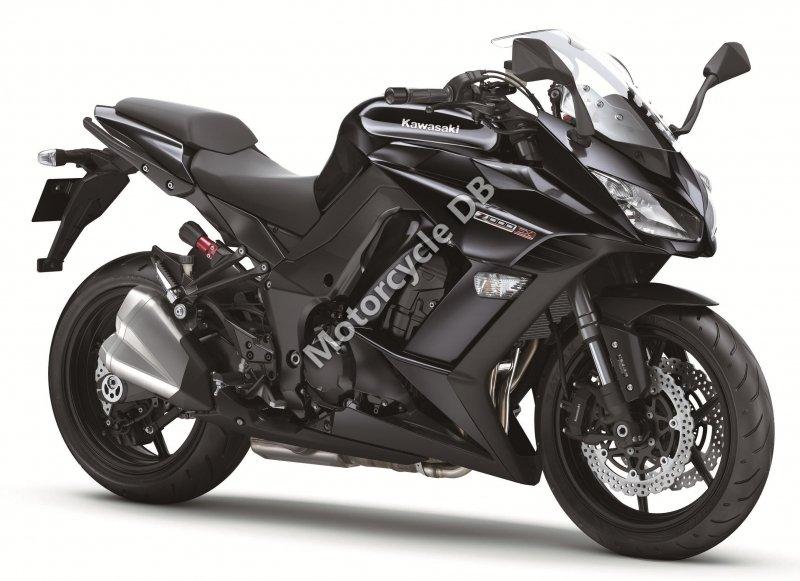 Kawasaki Z1000 SX 2016 28981