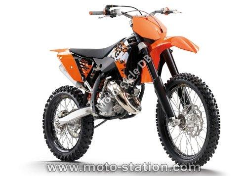 KTM 125 EXC 2004 13246