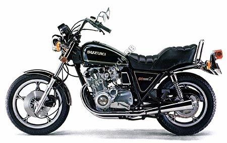 Suzuki GS 1000 L 1980 7305