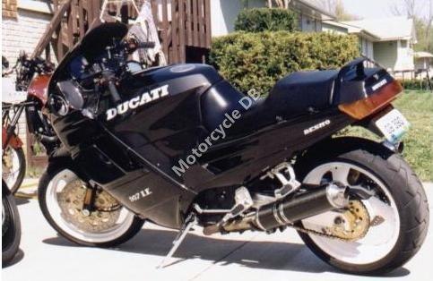 Ducati 907 i.e. Paso 1992 11330