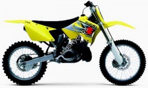 Suzuki RM 250 2002 6755
