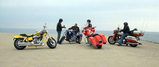 Harley-Davidson FXSTSSE3 CVO Softail Springer 2009 3183