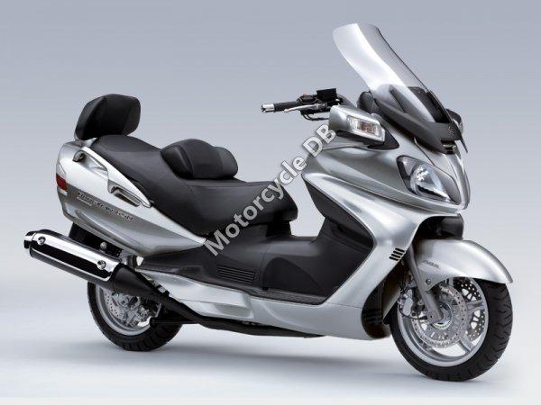 Suzuki Burgman 650 Exec 2009 17266