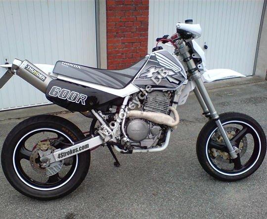 Honda XR 600 R 1991 12151