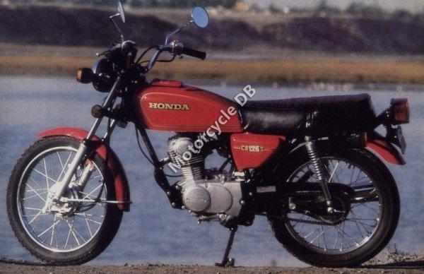 Honda CB 125 T 2 1984 11468