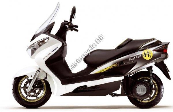 Suzuki Burgman 125 G 2010 18601