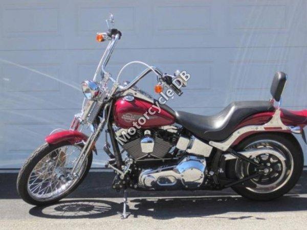Harley-Davidson FXSTSI Softail Springer 2006 9931
