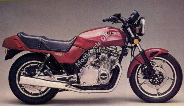 Suzuki GS 1100 E 1981 17459