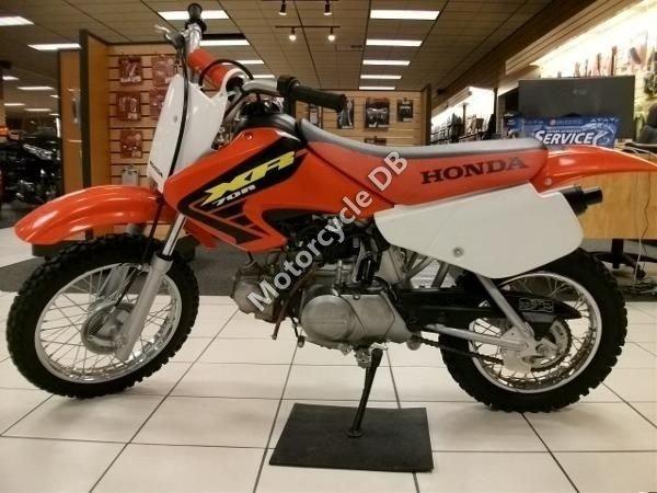 Honda XR 70 R 2002 8217