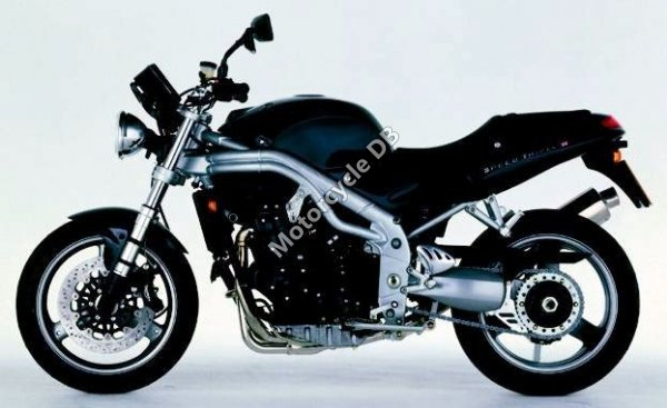 Triumph Speed Triple 2000 6078