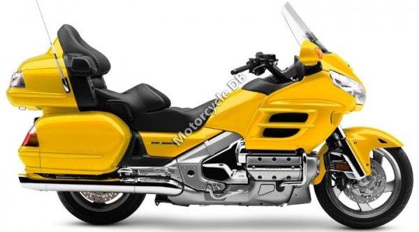 Honda Gold Wing Airbag 2009 16266