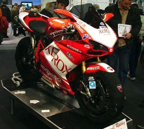 Ducati Superbike 1098 R 2008 59