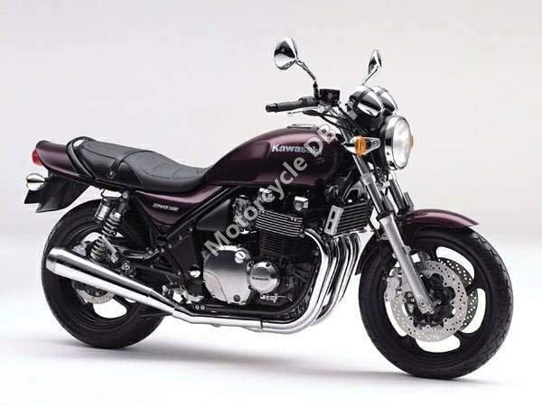 Kawasaki Zephyr 1100 1993 10922