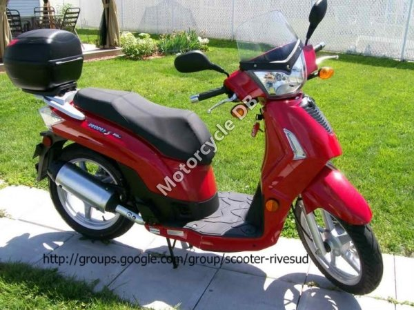 Kymco People S 50 4T 2006 12384