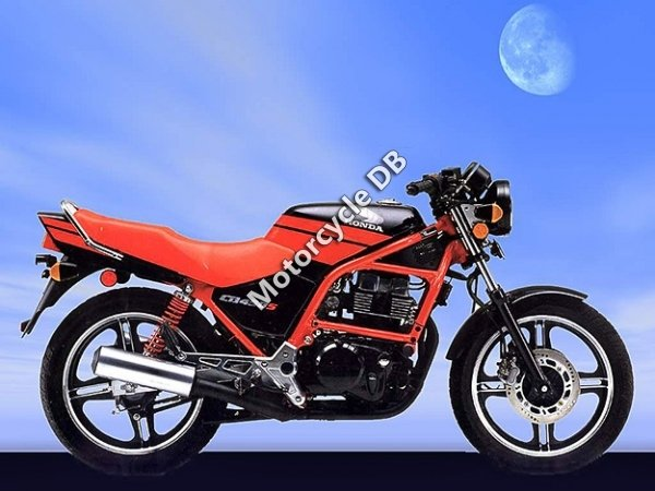 Honda CB 450 N (reduced effect) 1985 15014