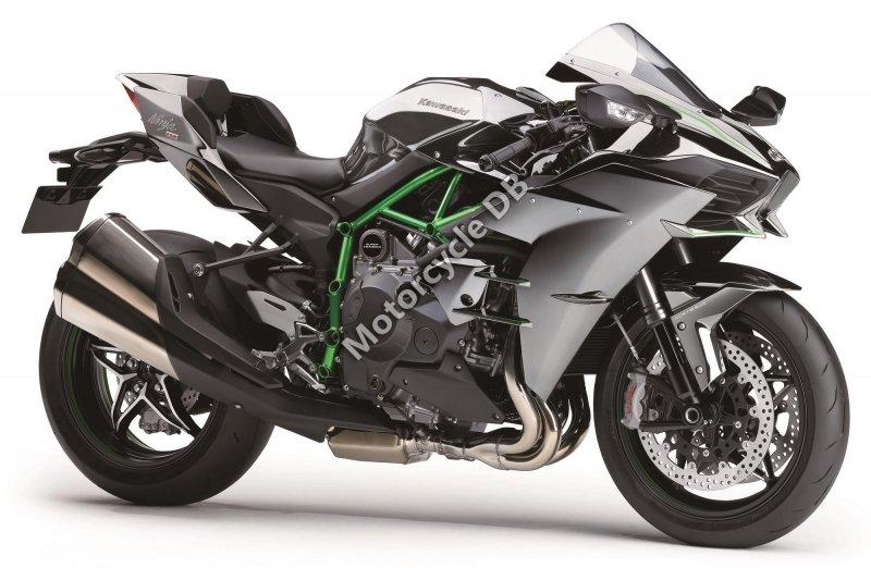 Kawasaki Ninja H2 2017 29097