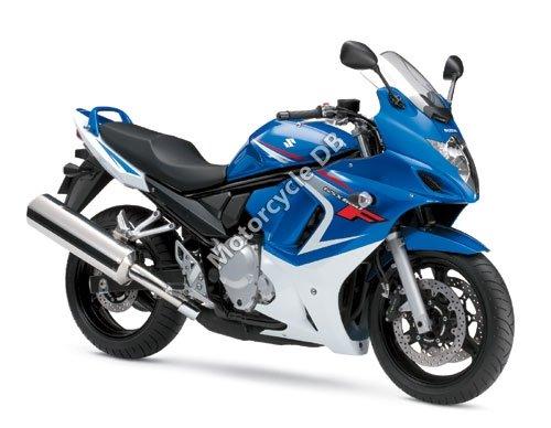 Suzuki GSX650F 2008 2734