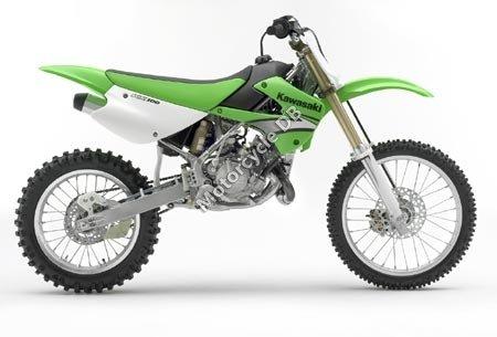 Kawasaki KX100 2007 2016