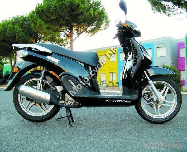 WT Motors Atene 152 2010 21080