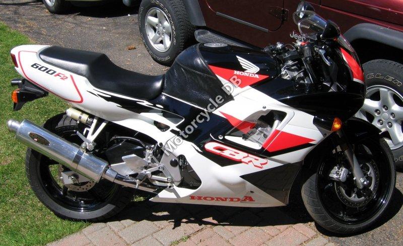 Honda CBR 600 F 1992 29970