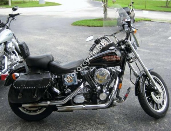 Harley-Davidson Dyna Glide Low Rider 1998 11436 Thumb