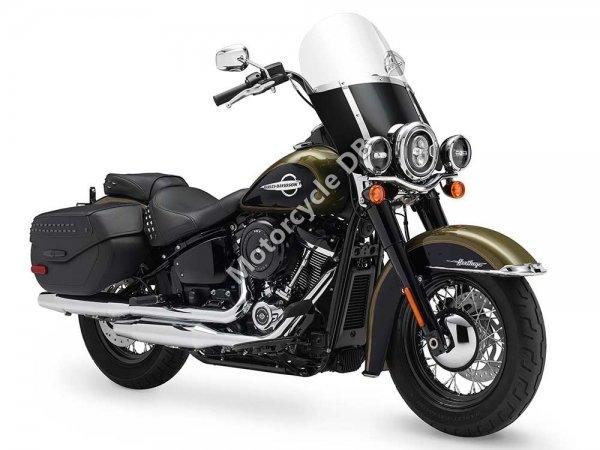 Harley-Davidson Softail Herritage Classic 2018 24492