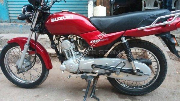 Suzuki GD 110 2013 24641