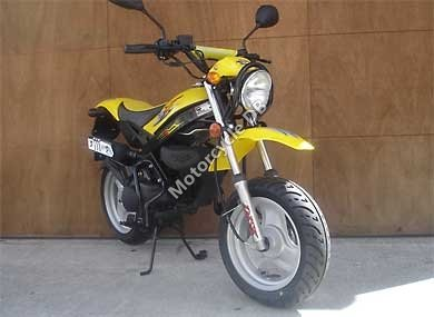 Adly RT-50 Road Tracer 2009 6404