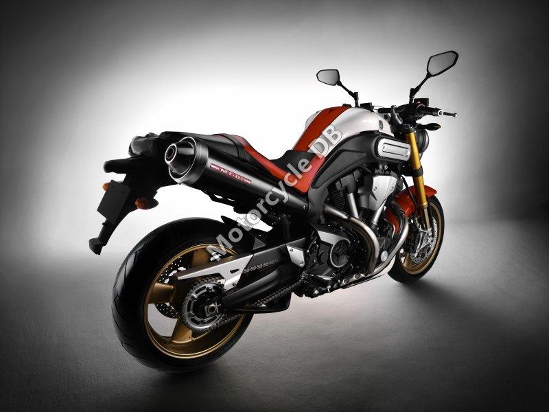 Yamaha MT-01 2012 26136