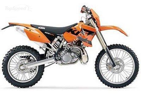 KTM 200 EXC 2000 11096