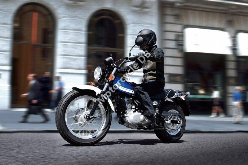Suzuki VanVan 200 2017 28397