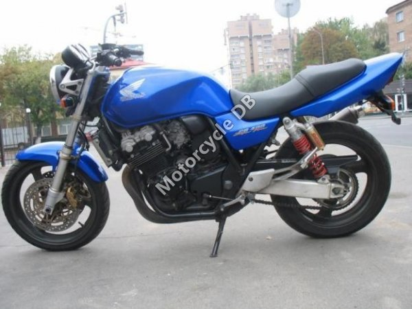 Honda CB400 Super Four 2011 6363