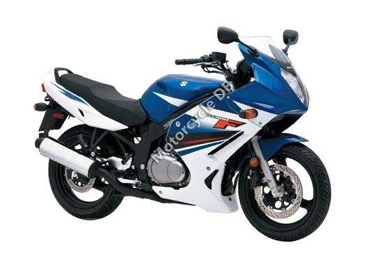 Suzuki GS500F 2009 3678