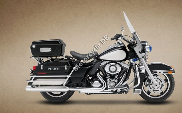Harley-Davidson Road King Police 2013 22745 Thumb