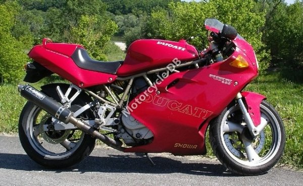 Ducati SS 600 1997 12158