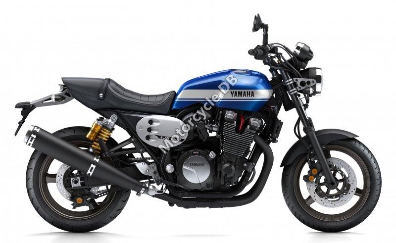 Yamaha XJR 1300 2012 26377
