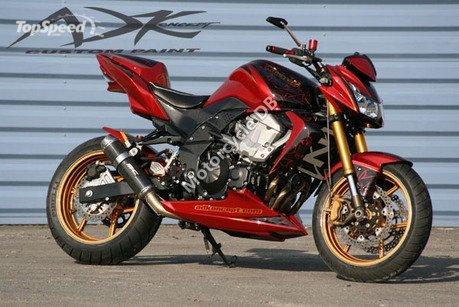 Kawasaki Z750 2008 10923