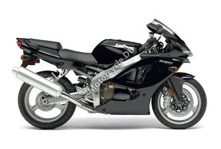 Kawasaki ZZR 600 2007 2001