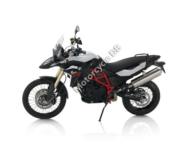 BMW F 800 GS Trophy 2018 25462