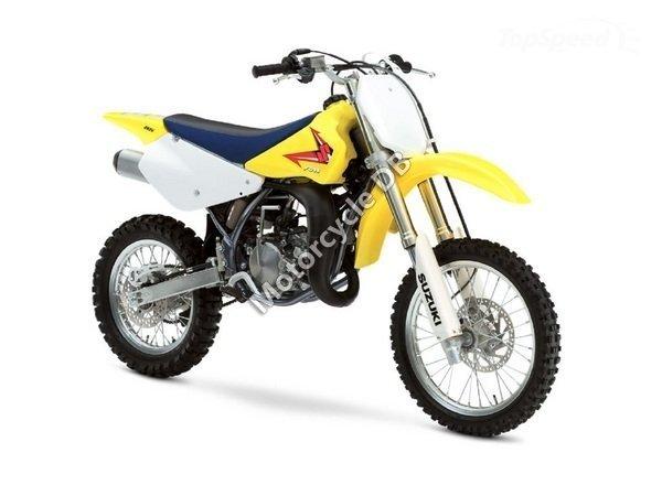 Suzuki RM85L 2014 23910